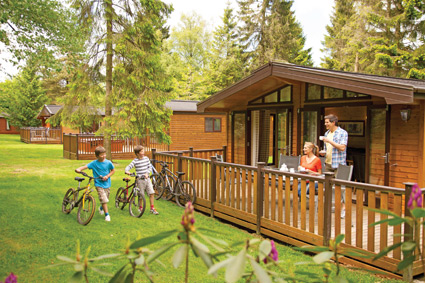 Hoseasons Chalet Image