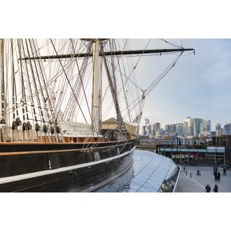 Win tickets to Cutty Sark and the Royal Observatory