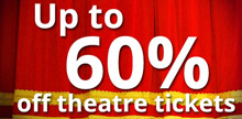 Railcard Theatre Tickets